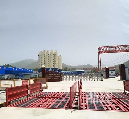 淅建为中铁大桥局集团尧栾西项目提供速凝剂