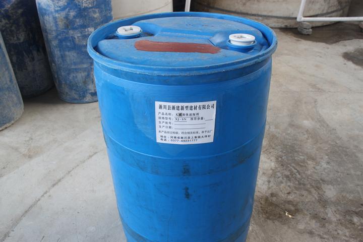 无碱液体速凝剂