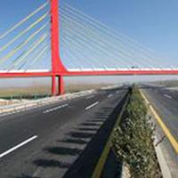 混凝土外加剂在内邓高速南段应用